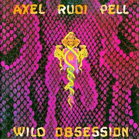 Axel Rudi Pell - Wild Obsession - 1989