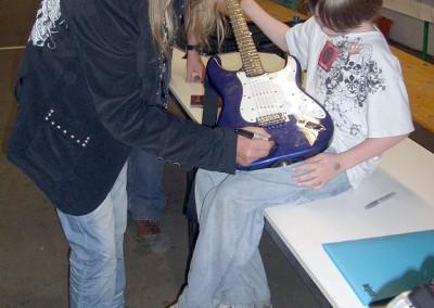 Giessen-Signing