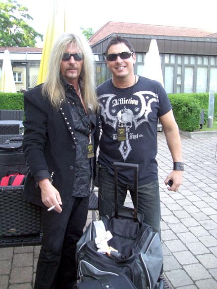 Johnny&Axel-BambergHotel