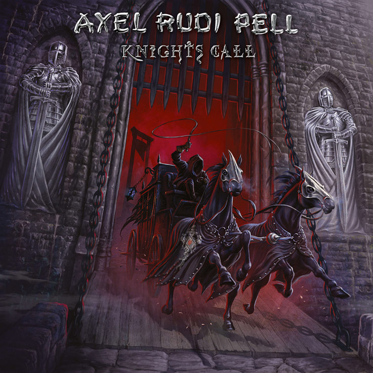 Axel Rudi Pell - Game Of Sins